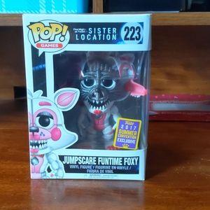 Jumpscare Funtime Foxy Funko